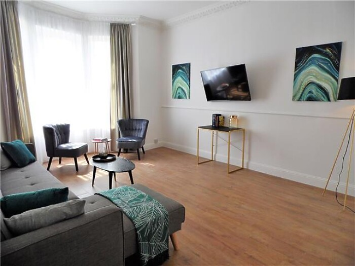 Serviced Lettings - G51 Apartments - 1