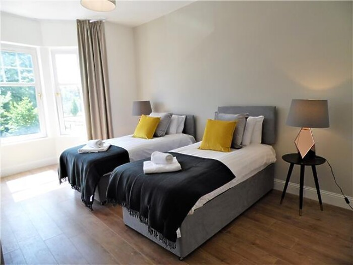 Serviced Lettings - G51 Apartments - 4