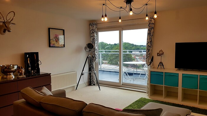 Serviced Lettings - Ipswich Central Penthouse - 4