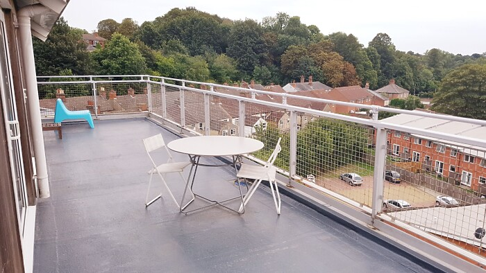 Serviced Lettings - Ipswich Central Penthouse - 6