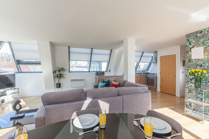 Serviced Lettings - Waterloo Apartments - 5
