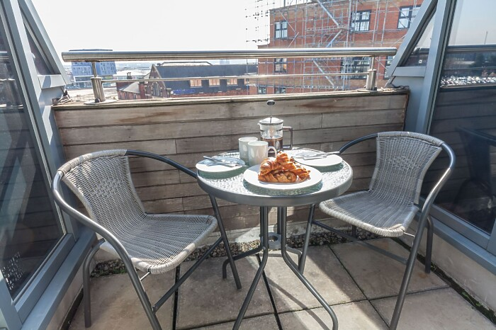 Serviced Lettings - Waterloo Apartments - 6