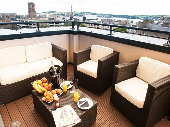 Serviced Lettings - Market Apartments Penthouse - 1