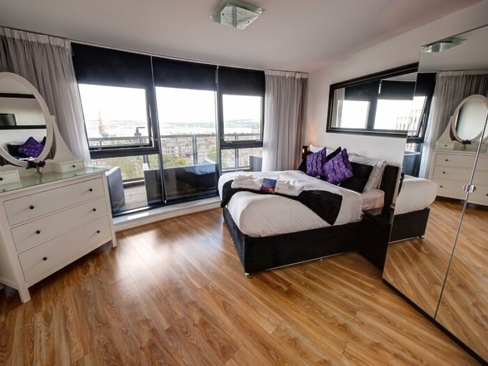Serviced Lettings - Market Apartments Penthouse - 2