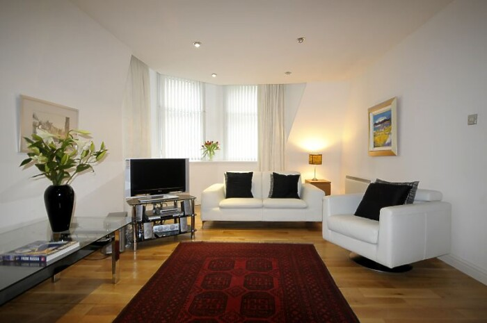 Serviced Lettings - Dundee St Pauls Apartments - 1