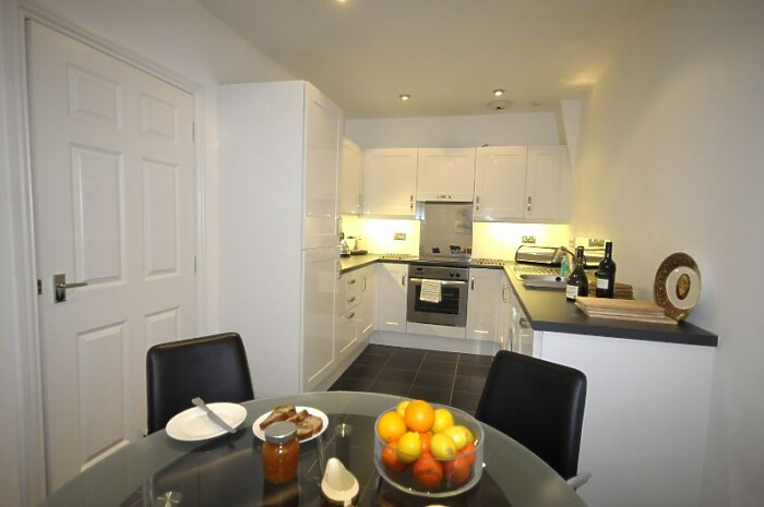 Serviced Lettings - Dundee St Pauls Apartments - 3