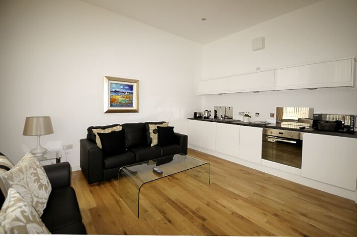 Serviced Lettings - Dundee St Pauls Apartments - 4