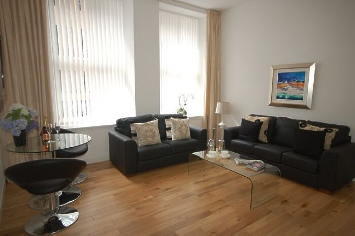 Serviced Lettings - Dundee St Pauls Apartments - 5