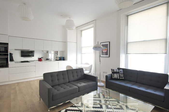 Serviced Lettings - DD1 Apartments - 3