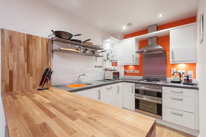 Serviced Lettings - Glasgow Albion Apartment - 1