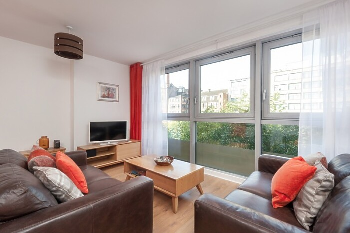 Serviced Lettings - Glasgow Albion Apartment - 3