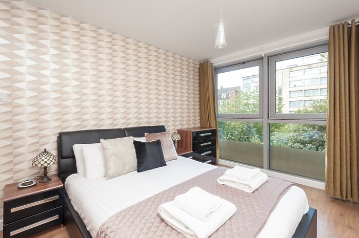 Serviced Lettings - Glasgow Albion Apartment - 4