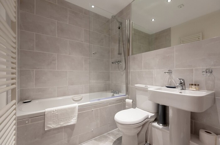 Serviced Lettings - Glasgow Albion Apartment - 6