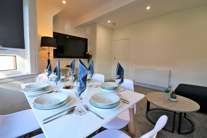 Serviced Lettings - Jess View - 2