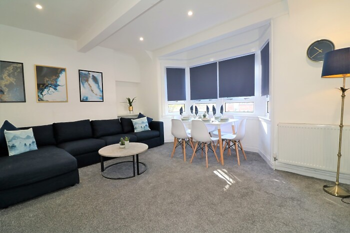 Serviced Lettings - Jess View - 6