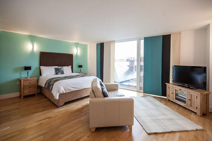 Serviced Lettings - Sinclair Studio Apartments - 1