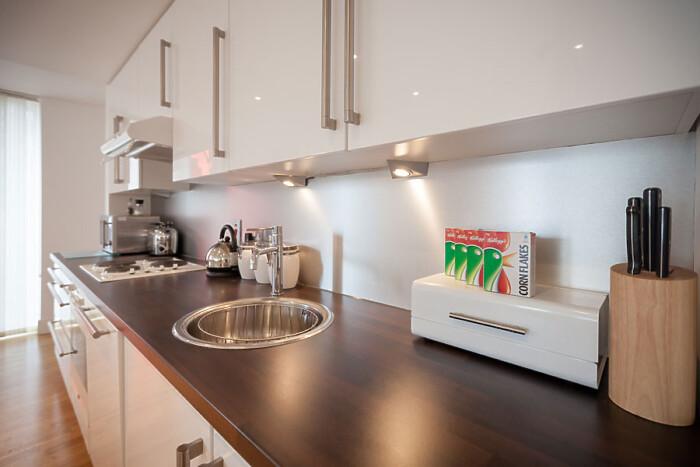 Serviced Lettings - Sinclair Studio Apartments - 5