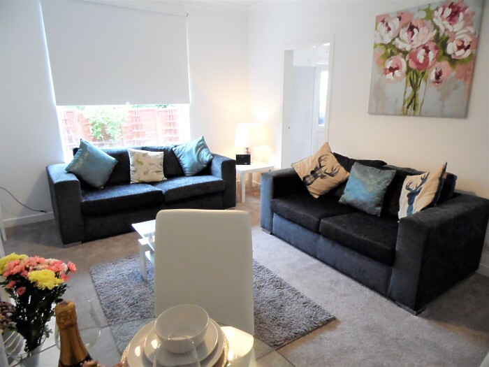 Serviced Lettings - Greenloan House - 5