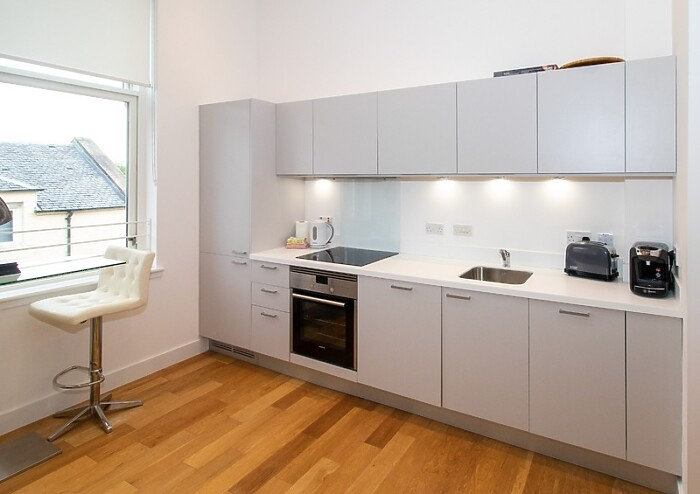 Serviced Lettings - District Apartments - 4