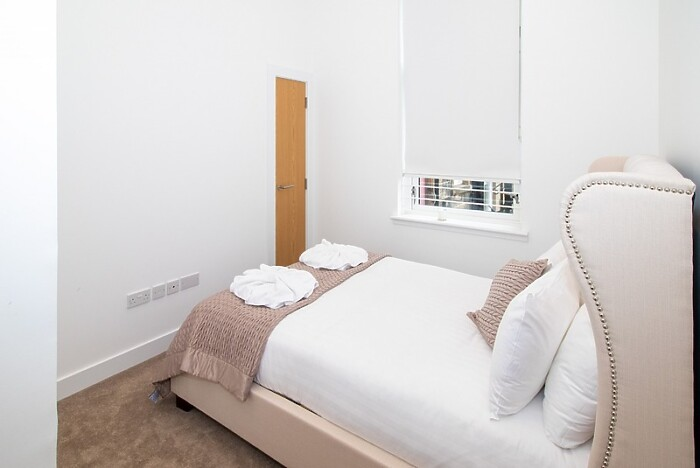Serviced Lettings - District Apartments - 5