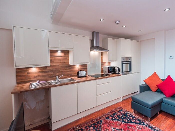 Serviced Lettings - Hull School Apartments 2 Bed - 3