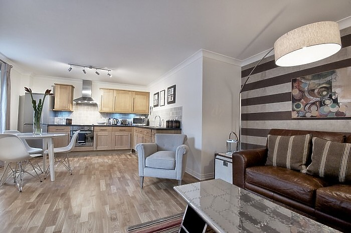 Serviced Lettings - Benedict Apartments - 1