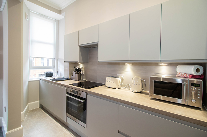 Serviced Lettings - Yorkhill Apartments - 4