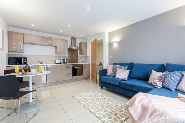 Serviced Lettings - Sheffield Central - 1