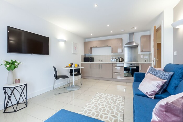 Serviced Lettings - Sheffield Central - 2