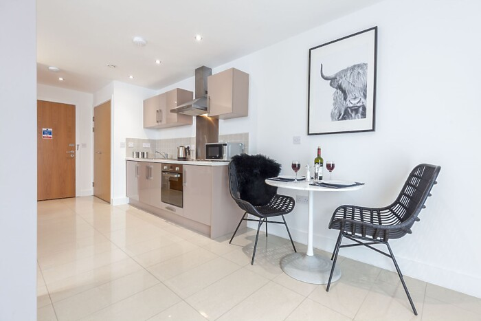 Serviced Lettings - Sheffield Central - 5