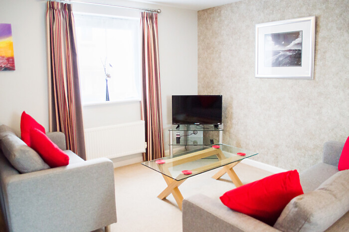 Serviced Lettings - Copper Quarter Apartments - 1
