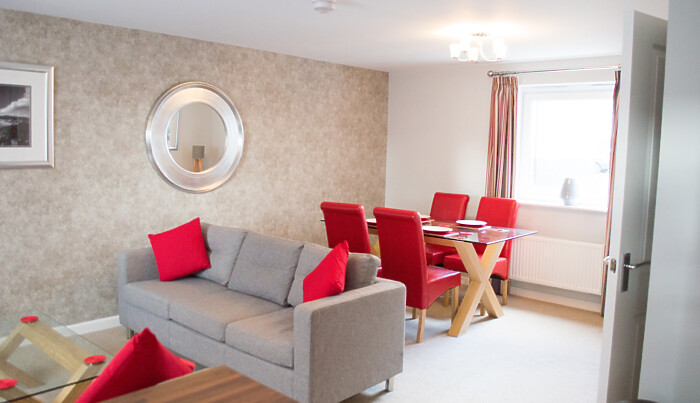 Serviced Lettings - Copper Quarter Apartments - 3