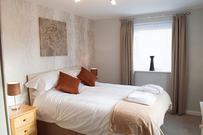 Serviced Lettings - Copper Quarter Apartments - 4
