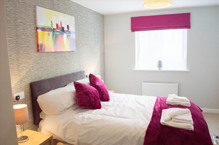Serviced Lettings - Copper Quarter Apartments - 5