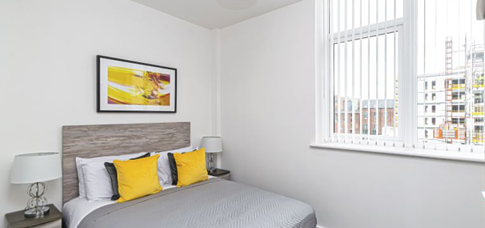 Serviced Lettings - Chester City Apartments - 1