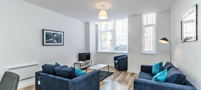 Serviced Lettings - Chester City Apartments - 2