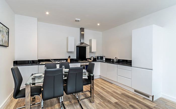 Serviced Lettings - Chester City Apartments - 3