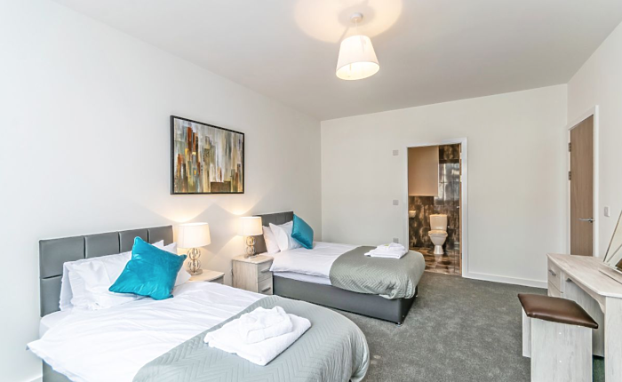 Serviced Lettings - Chester City Apartments - 4