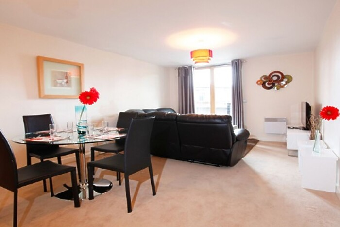 Serviced Lettings - Coventry Central – Two Bed - 1