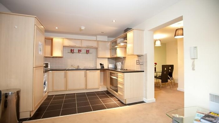 Serviced Lettings - Coventry Central – Three Bed - 1