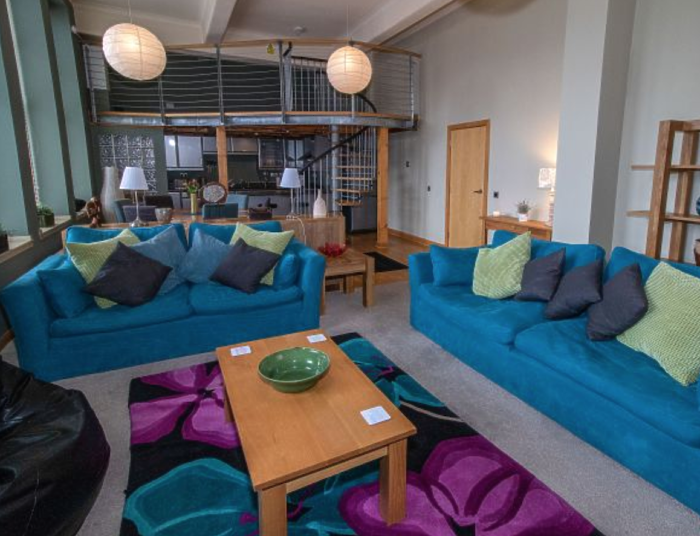 Serviced Lettings - College Penthouse - 1