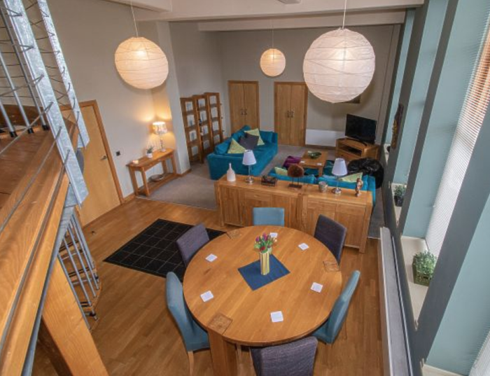 Serviced Lettings - College Penthouse - 5